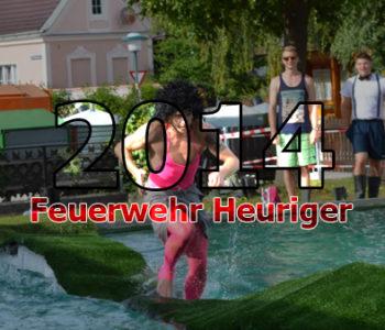 Grillenberger Feuerwehr-Heuriger 2014