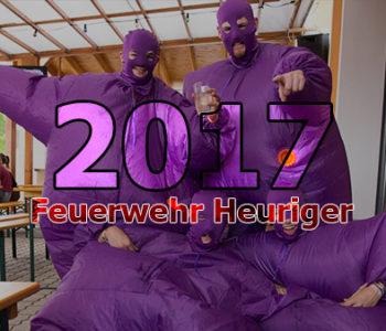 Grillenberger Feuerwehr Heuriger 2017