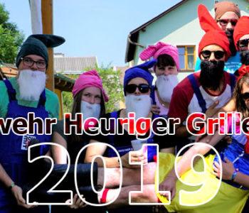 Grillenberger Feuerwehr Heuriger 2019